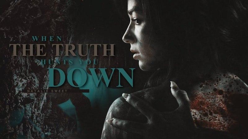 ● Sebastian Allison   When the Truth Hunts You Down