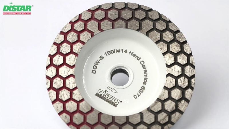 Distar DGM-S 100 Hard Ceramics
