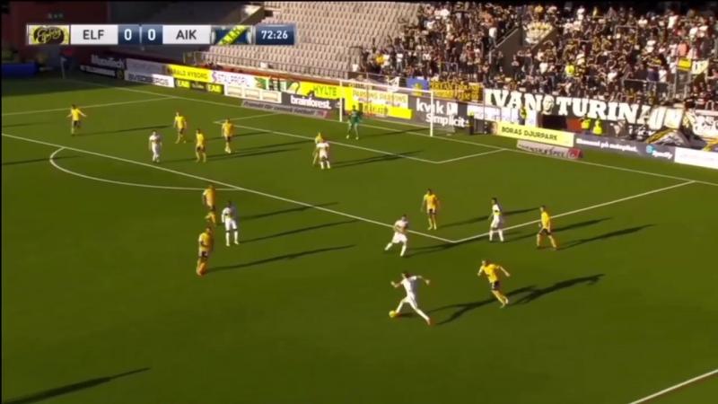 Allsvenskan 2018 Elfsborg Borås 0 0 AIK