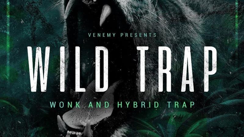 Wonk Hybrid Trap samples - Wild Trap - Production Master