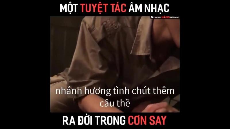 HongKong1- Một Kiệt Tác Âm Nhạc Đã Ra Đời Trong Cơn Say ( Lyric Video )