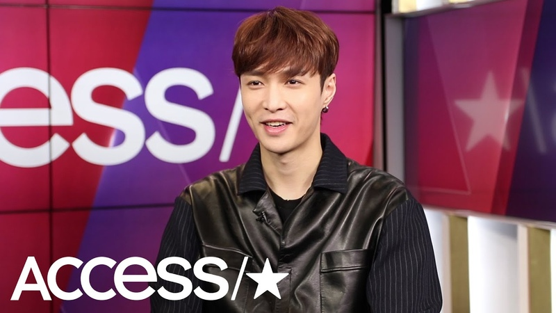 Lay Zhang Talks New Music Reveals How He Stays Motivated 'I Don't Want To Disappoint My Fans'