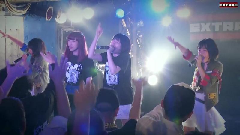 AmiinA - Canvas ‐bounce remix- feat.Moru mo moru, mashi ~yuri do masute ~i (Koutei Camera Girl) 06112015 EXTRA! 2
