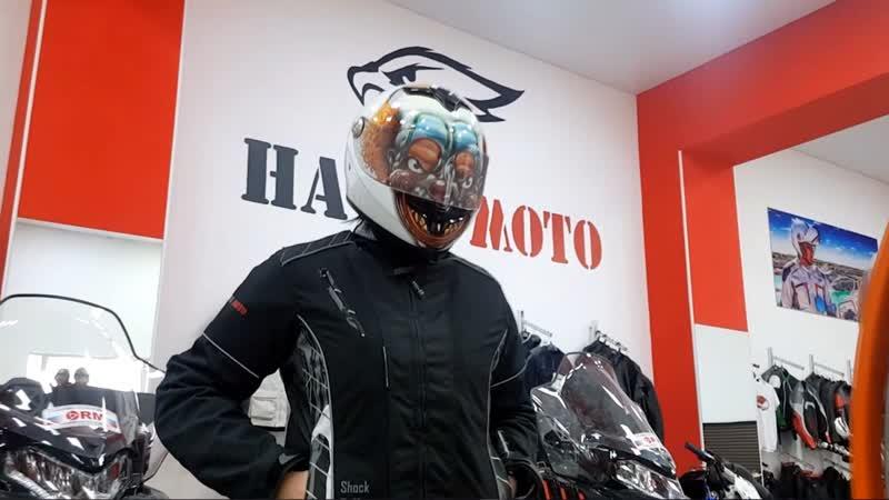 Женская мотокуртка Hawk Moto Ева