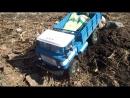 Газ 66 с игрушечной аппой таико 27мгц