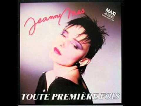 Jeanne mas Toute première fois version maxi 45 tours