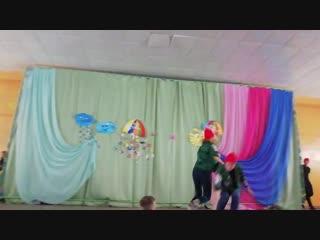 Танец вожатых звёздный 2018