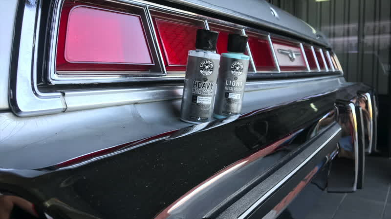 Ford Thunderbird детейлинг матовый воск реставрация кожи мойка моторного отсека