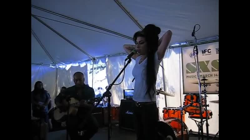 Amy Winehouse - You Know I'm No Good (The British BBQ in Brush Square Park, SXSW 2007)