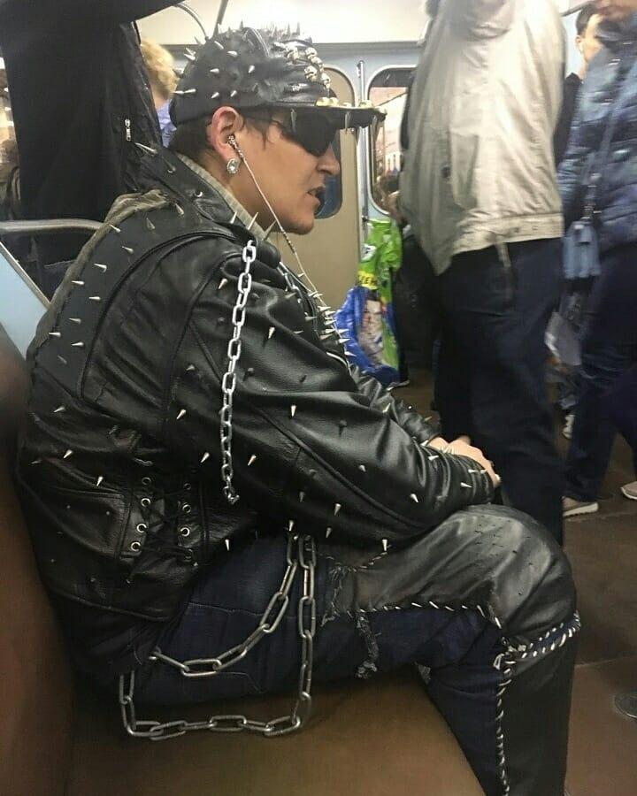 Типичное петербургское метро