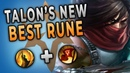 This is Why Triumph is Talon's NEW BEST Rune