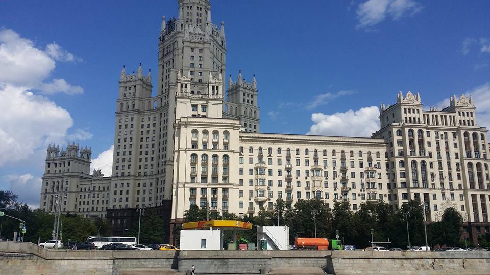 Участники «Московского долголетия» из Рязанского района совершили экскурсию на теплоходе