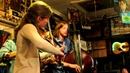 LIVE FROM THE COOK SHACK - THE STRAY BIRDS - St. Annes Reel