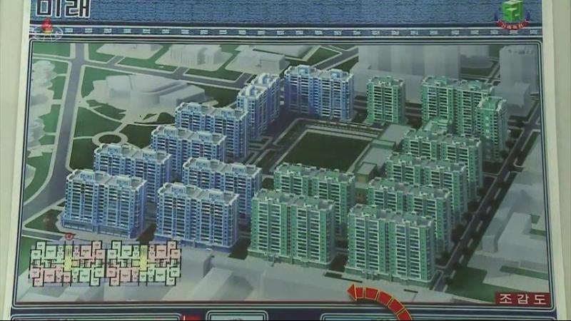 문명국의 래일이 그려지는 곳 -제18차 5.21건축축전장을 찾아서 (1)