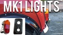 Classic Mini Restoration MK1 Lights And More