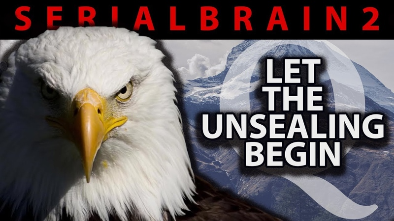 SerialBrain2 - Let the unsealing begin. Let the DEC[L]AS begin.