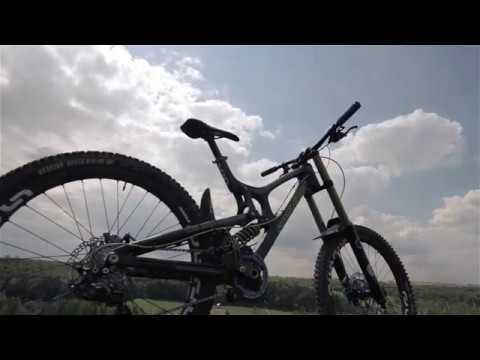 Велообзор от ШУМа и Veloline SantaCruz V10