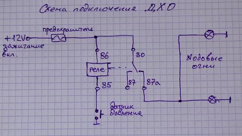 Как сделать автоматическое включение света. Доработка фары под LED на Nissan Alm