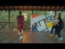 Мк по Top Rock Hustle Dance Марина Лискова и Ульяна _ Филина Art Rise Summer Dance Camp