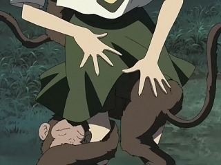 Green Green TV (Жаркое лето - 2003) - 09 [RUS озвучка] (юмор, аниме эротика, этти, ecchi, hentai, хентай)