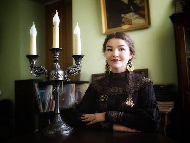 Лидия Мурзофарова, Омск
