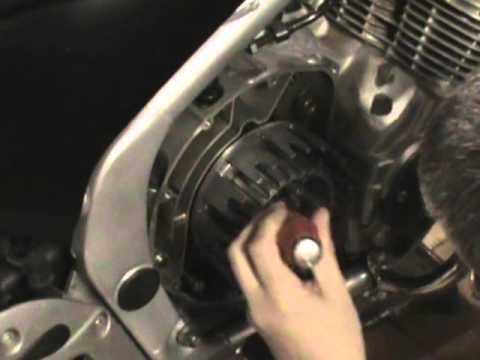 YAMAHA XJ600 Diversion repair - Clutch noise / kuplung zaj megszüntetése