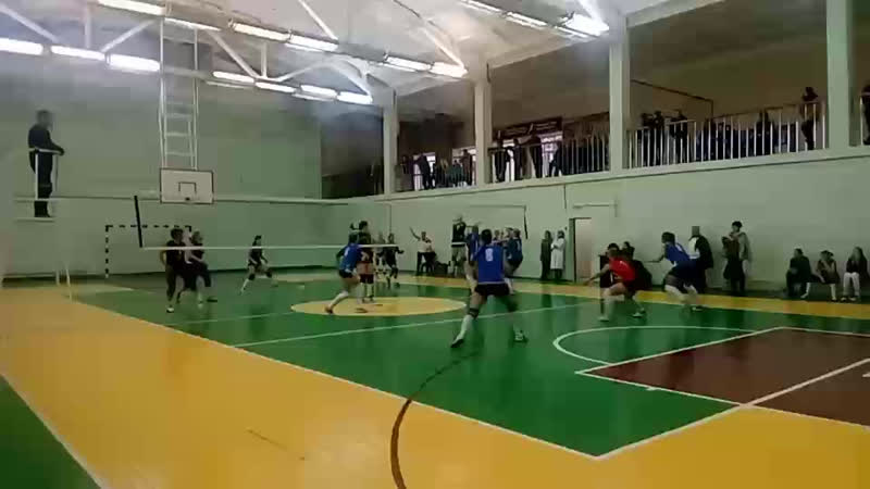 Юность - Гусевчанка. Волейбол. Чемпионат области (vk.com/vguse)