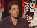 _wow. Ben Affleck perfectly predicting Spotify and Netflix in a random 2003 interview -
