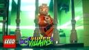 Lego DC Super-Villains. Lego DC Супер-Злодеи. 4 Серия. Департамент полиции Готэм-Сити.