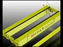 250 Ton Double Girder Overhead Crane Assembly China Crane Manufacturer