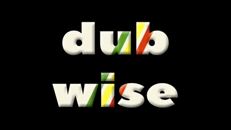 Jamie Bostron This is Dubwise 5 Dubwise Drum Bass Jungle Reggae