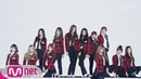 2018 MAMA PREMIERE in KOREA IZONE_Energetic / Wanna One 181210
