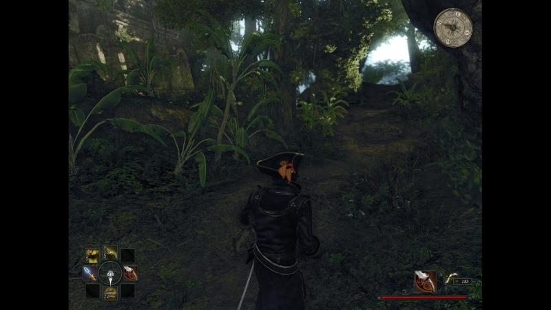 Risen 2: Dark Waters [Убийство Гарсии(часть 2)]