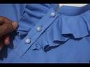 Изящная блуза для бизнес вумен Мастер класс Jingga Modiste