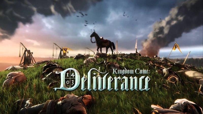 KINGDOM COME DELIVERANCE Алхимик в ночном дозоре 38