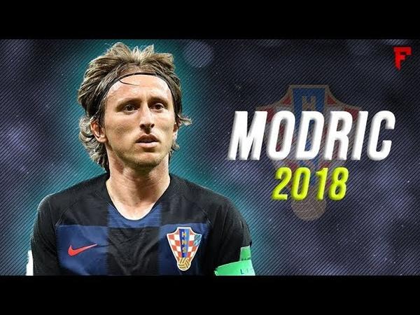 Luca Modric 2018 ● Skills Goals - World Class Midfielder | HD