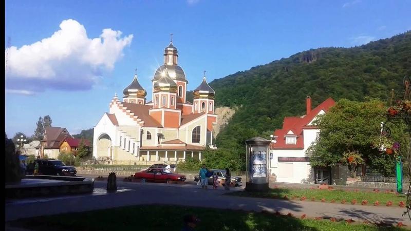 Яремче центр туризма и отдыха на Прикарпатье