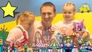 Детский парк развлечений ТУТОКРУТО! Семейный отдых в Екатеринбурге / Эмили Фэмили Влог