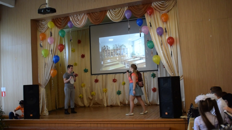 Даша Путешественница в 154 школе