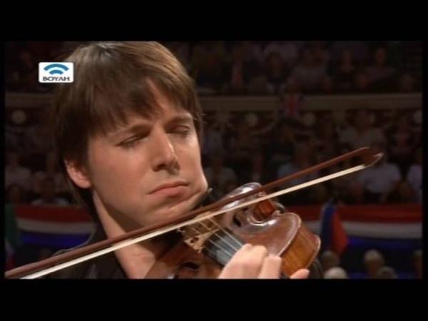 BBC Proms 2007 Anna Netrebko Joshua Bell J Bellochlavec BBC Philharmonic Orch Royal Albert Hall
