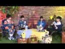 170810 Yongguk x Shihyun x JinYoung x Woodam @ HeyoTV (Full Ep1)