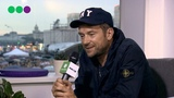 Damon Albarn interview at Park Live Festival in Moscow