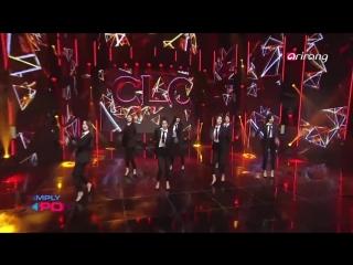 [Simply K-Pop] CLC(씨엘씨)  Black Dress(블랙 드레스)  Ep.307  041318