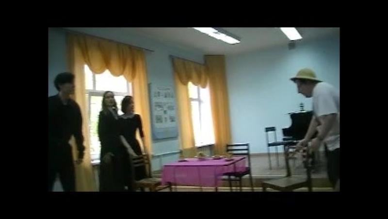 Пьесса Дракон РМК Ижевск лето 2018 Вокальное отделение