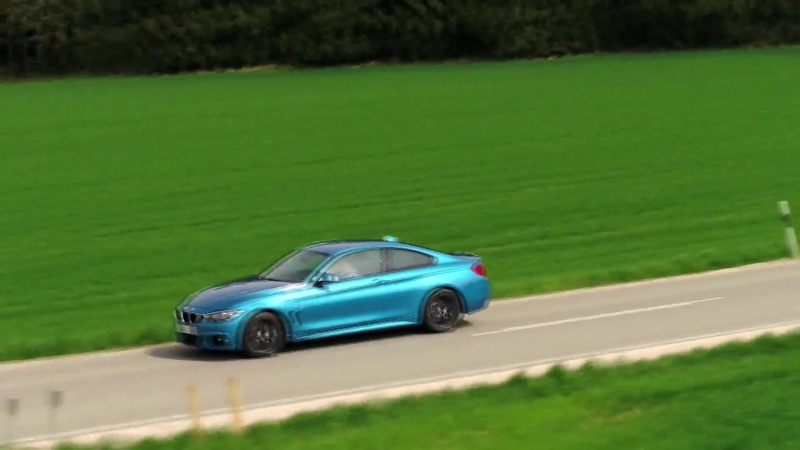 2018 BMW 4‑Series Coupe, Convertible, and Gran Coupe Facelift