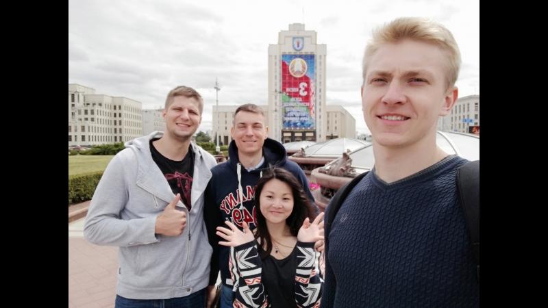 PahomovSquad в Минске