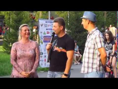 19 08 2018 шим шам от клуба Линди хоп в рамках IV гастрономического фестиваля г Новокузнецк