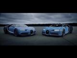 Bugatti из миллиона кубиков LEGO