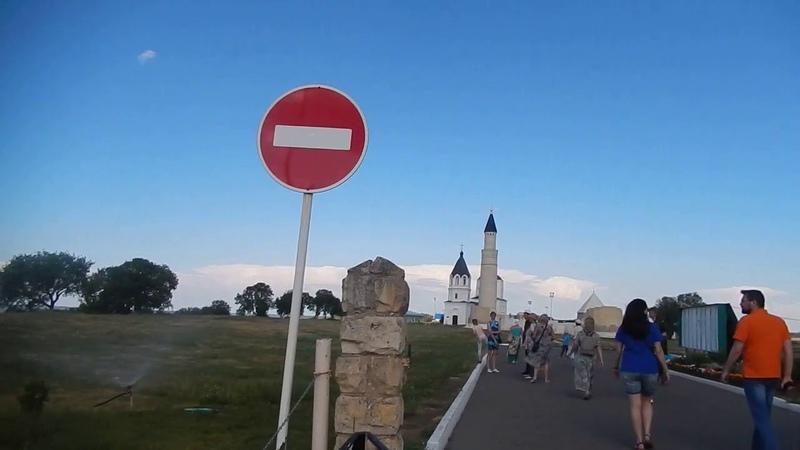 Булгар - столица Золотой Орды.