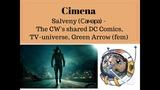 Котмонавт 2018 Salveny (Смр) - The CW's shared DC Comics TV-universe, Green Arrow (fem)